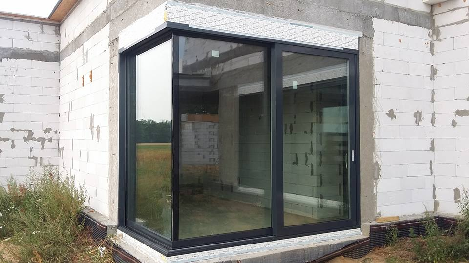 Okna Schuco Poznań Profesjonalny Montaż Okien Aluminiowych